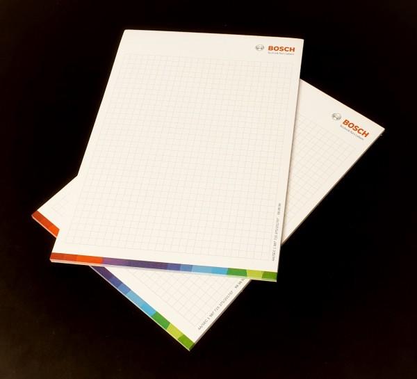 Bosch DIN A5 Schreibblock kariert (2er Set) online kaufen