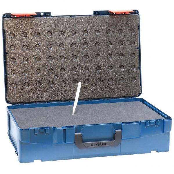XL-BOXX Professional Blue mit Deckeleinlage aus EPP und Hartschaum online kaufen