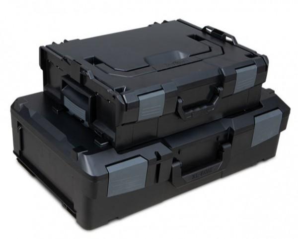 XL-BOXX Solo + L-BOXX 136 Solo Schwarz/Anthrazit (Industrial Line) im 2er Set online kaufen