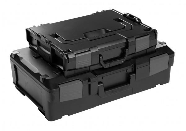 XL-BOXX Solo + L-BOXX 102 Solo Schwarz/Anthrazit (Industrial Line) im 2er Set online kaufen