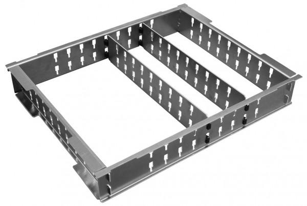 L-BOXX 102 Trennblech-Set 3F 102 (Variabel steckbare Trennwände)