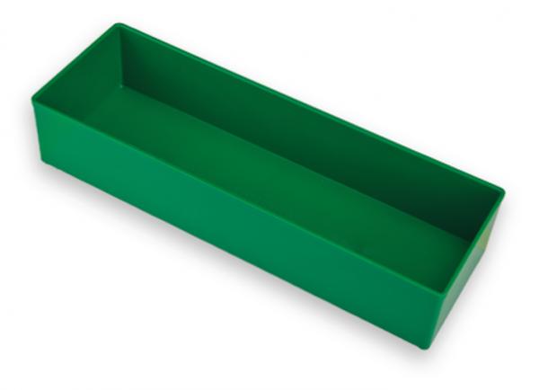 Insetbox G3 dunkelgrün Raster 6 x 2, 63 mm hoch, Industrial Line & Trade Line online kaufen