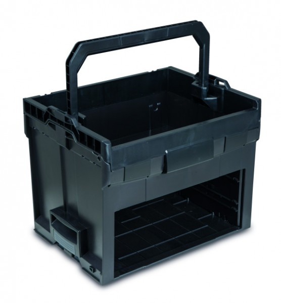 LT-BOXX 340 LS Solo Industrial Line Standard Schwarz/Anthrazit online kaufen