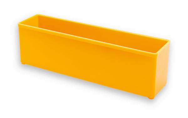 Insetbox (IB) F3 Orange, Raster 4x1, 208 x 52, 63 mm hoch