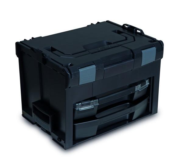LS-BOXX 306 inkl.  i-BOXX u. LS-Tray 72 Industrial Line Standard Schwarz/Anthrazit online kaufen