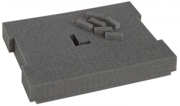L-BOXX 102 Rasterschaumstoff zur individuellen Anpassung vorperforiert