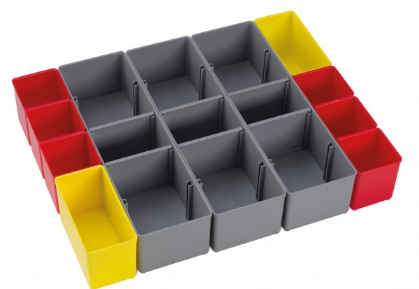I3 (3 x I3 inkl. á 2 Trennwände + 6 x A3 + 2 x B3 Insetbox) online kaufen