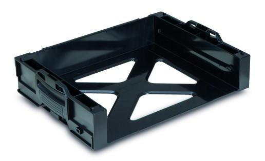 i-BOXX Rack aktiv Solo Schwarz/Anthrazit (Industrial Line Standard)