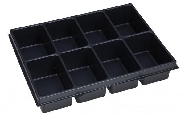 i-BOXX 72 Kleinteileeinsatz (Tiefzieheinlage) 8 Mulden/Fächer online kaufen