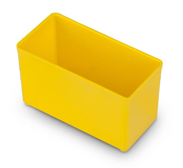 Insetbox (IB) B3 Gelb, Raster 2x1, 104 x 52, 63 mm hoch
