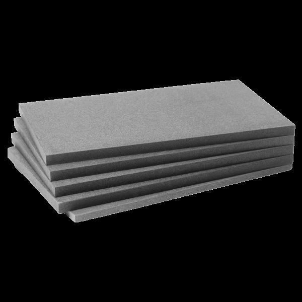 XL-BOXX Schnittschaumset aus PE-hartschaum