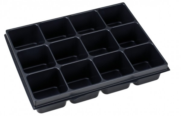 i-BOXX 72 Kleinteileeinsatz (Tiefzieheinlage) 12 Mulden/Fächer online kaufen