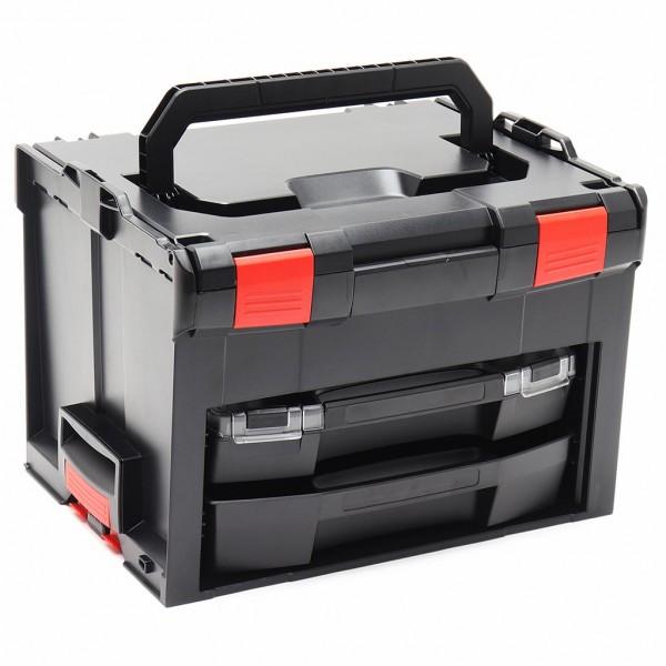 LS-BOXX 306 inkl.  i-BOXX u. LS-Tray 72 Schwarz/Rot Edition online kaufen