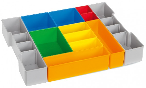 Insetboxenset H3 LB (2 x U3 inkl. á 3 Trennwände + 2 x á A3/C3/F3 + 3 x B3 + 1 x D3 Insetbox) online kaufen