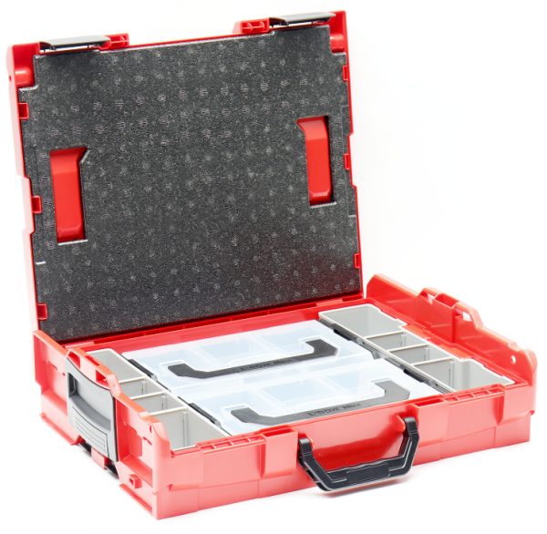 Bosch Sortimo Werkzeugkarte und Antirutschmatte