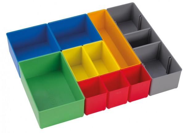 Insetboxenset H3 (1 x I3 inkl. 2 Trennwände + 3 x A3 + 2 x B3 + 2 x C3 + 1 x D3 + 1 x F3 Insetbox) online kaufen