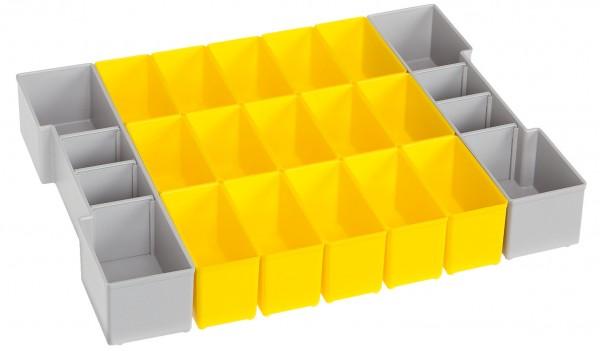 Insetboxenset B3 LB (2 x U3 inkl. á 3 Trennwände + 15 x B3 Insetbox) online kaufen