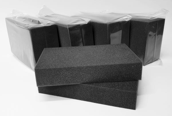 L-BOXX Mini Schaumstoffeinlage Protect 1021 (10er Set)