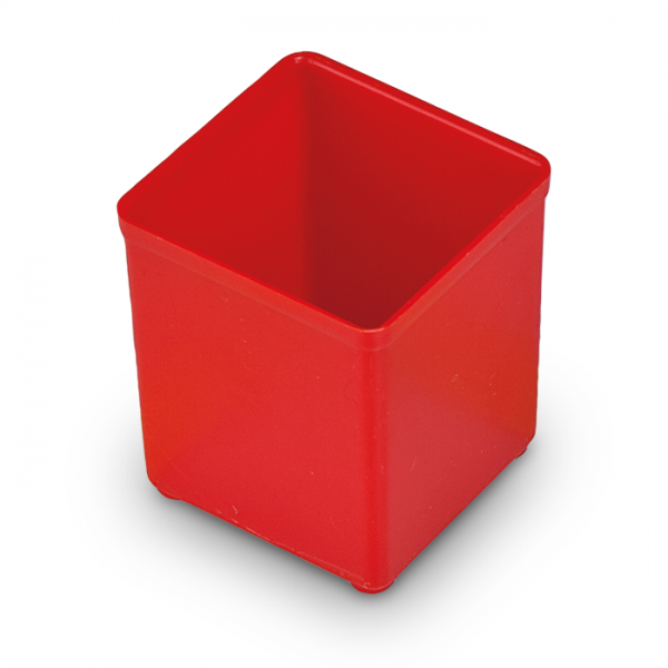 Sortimo BS-Systems BOXimpuls Insetbox 1x1 A3 Rot